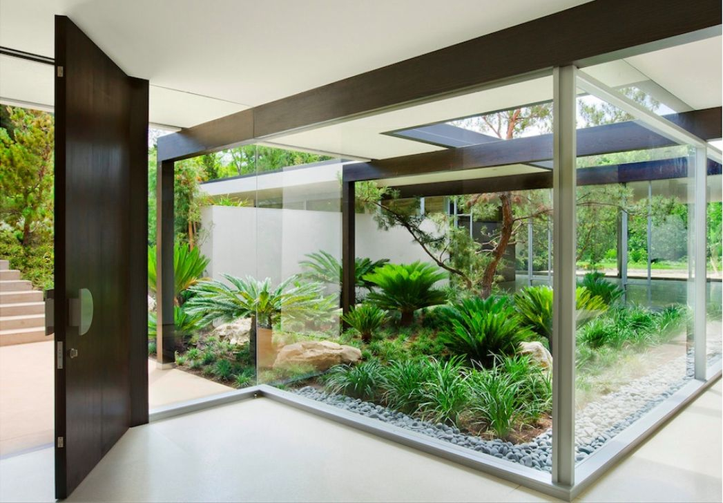 Inspiring Minimalist Frontyard Design Ideas To Try Asap 21