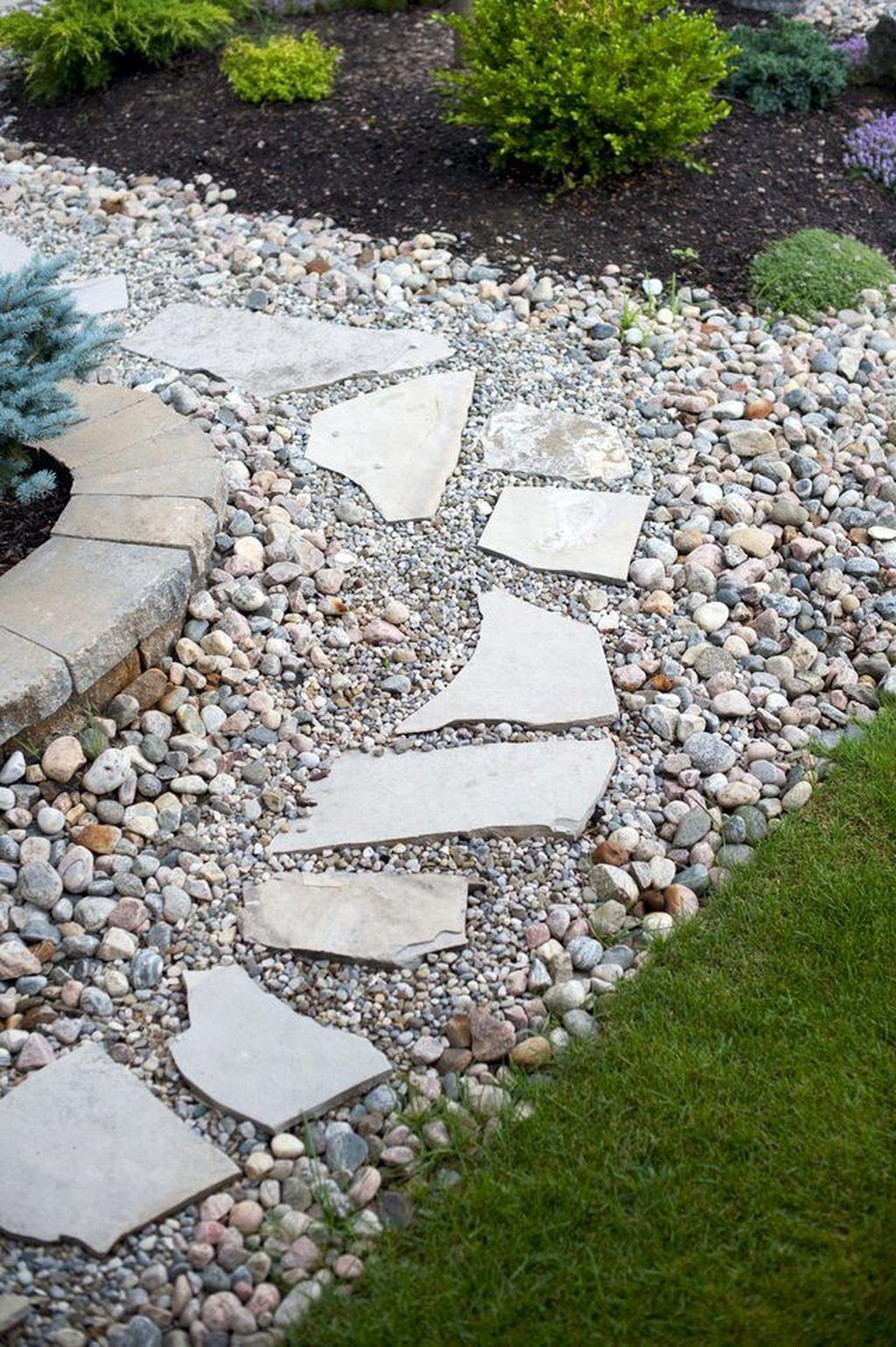 Inspiring Minimalist Frontyard Design Ideas To Try Asap 33