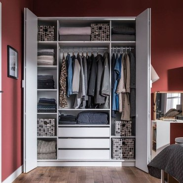 Modern Wardrobe Design Ideas You Can Copy Right Now 04