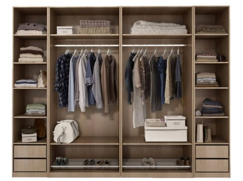 Modern Wardrobe Design Ideas You Can Copy Right Now 14