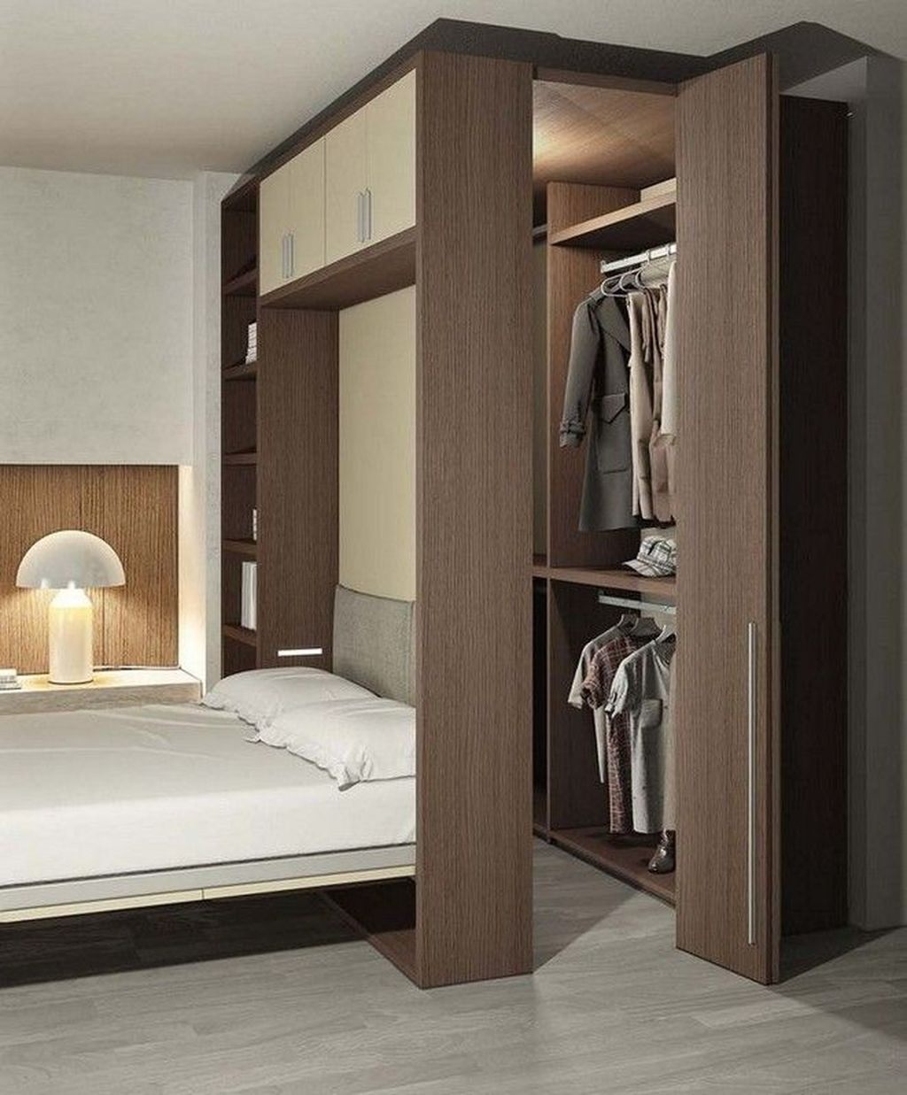 Modern Wardrobe Design Ideas You Can Copy Right Now 17
