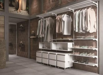 Modern Wardrobe Design Ideas You Can Copy Right Now 19