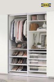 Modern Wardrobe Design Ideas You Can Copy Right Now 33