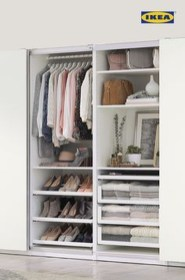 Modern Wardrobe Design Ideas You Can Copy Right Now 33