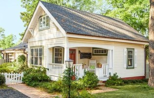 Perfect Small Cottages Design Ideas For Tiny House That Trend This Year 06