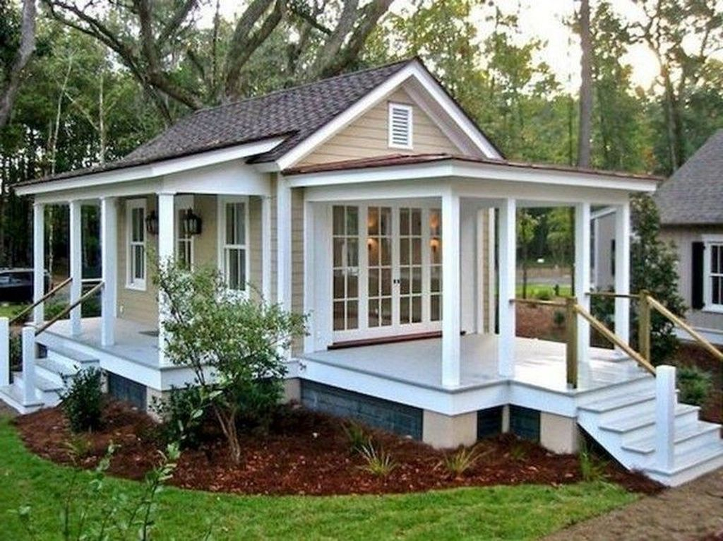 Perfect Small Cottages Design Ideas For Tiny House That Trend This Year 11
