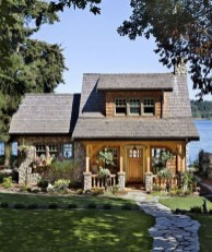 Perfect Small Cottages Design Ideas For Tiny House That Trend This Year 19