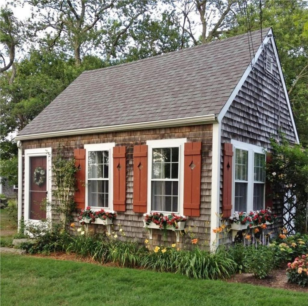 Perfect Small Cottages Design Ideas For Tiny House That Trend This Year 20