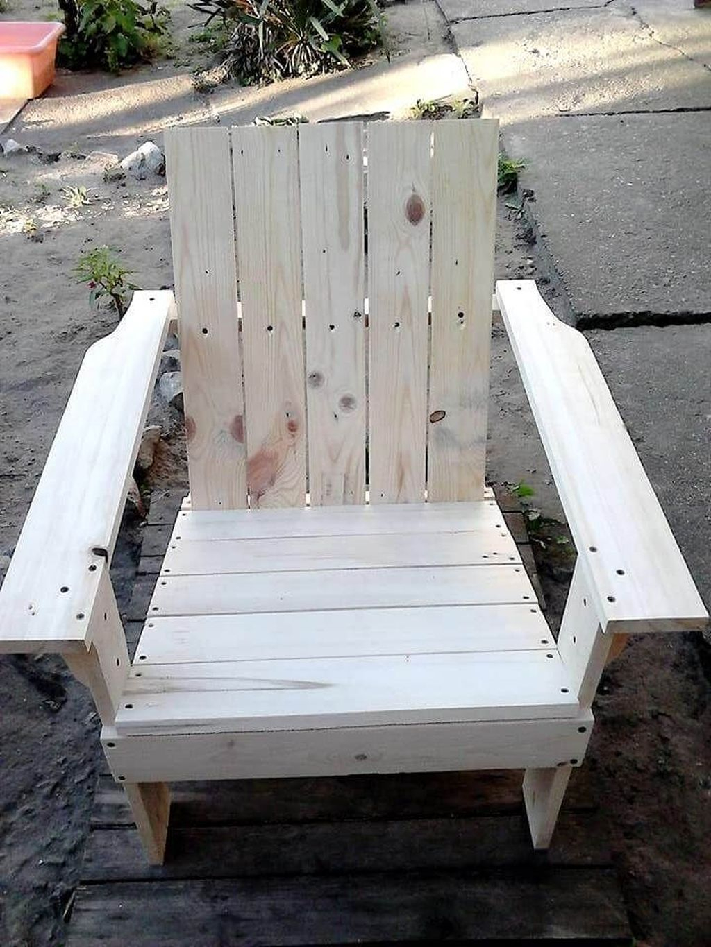 Popular Diy Chair Pallet Design Ideas That You Can Try 11