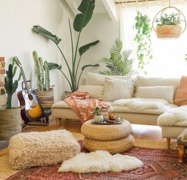 Rustic Living Room Design Ideas That You Should Try 08