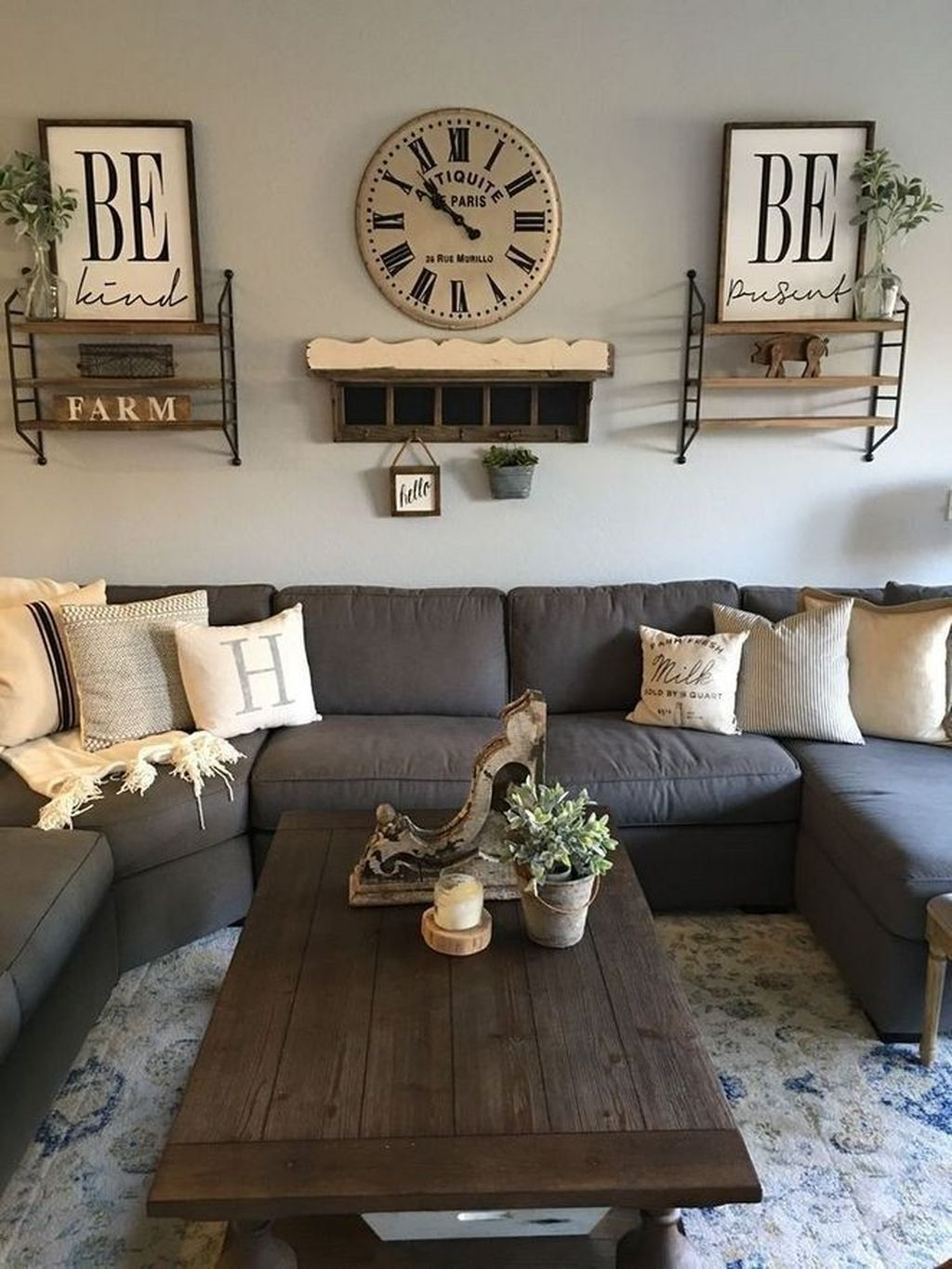 Rustic Living Room Design Ideas That You Should Try 39