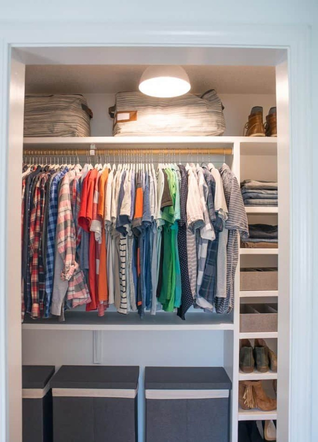 Smart Linen Closet Organization Makeover Ideas To Try This Year 19