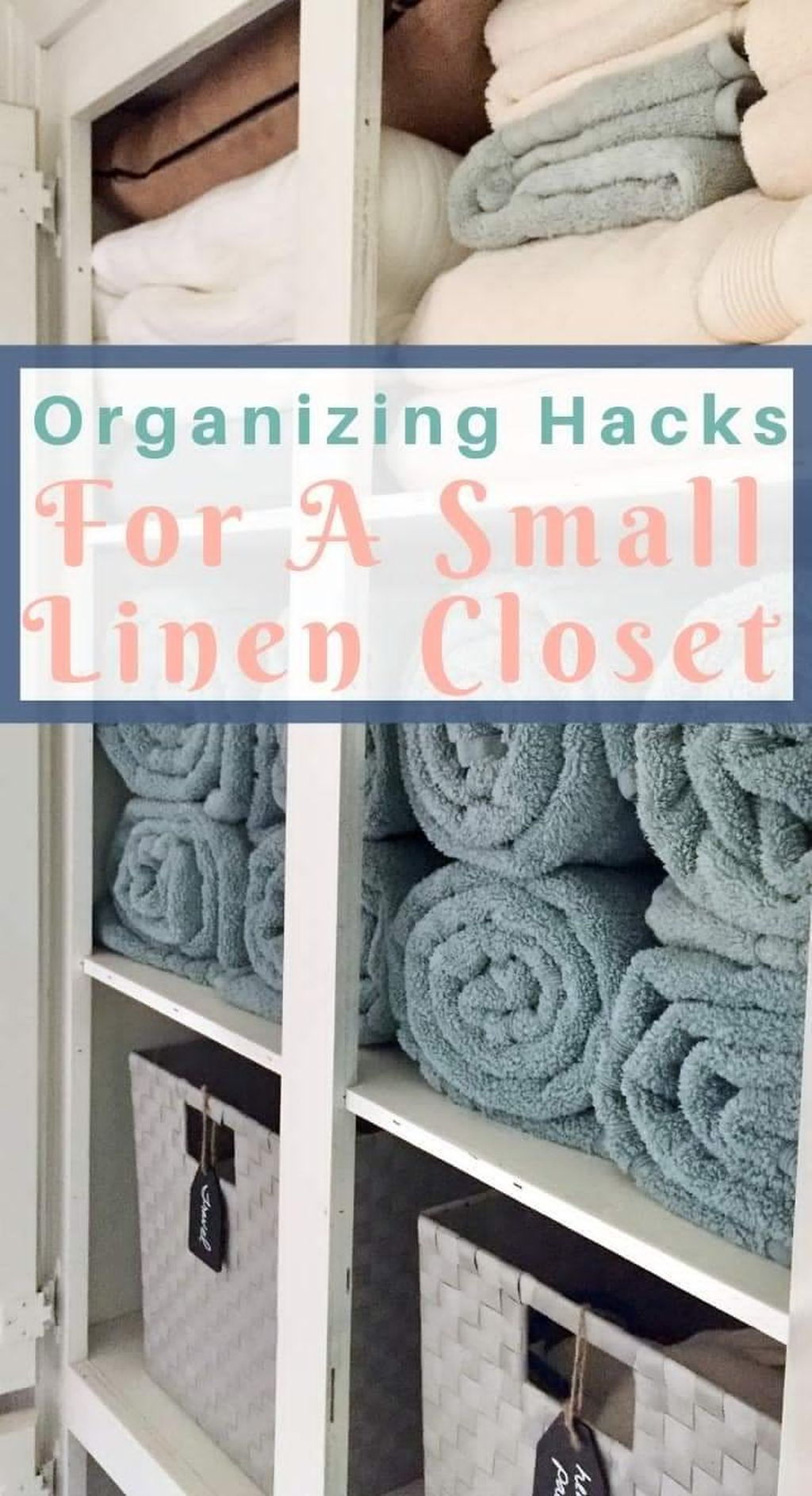 Smart Linen Closet Organization Makeover Ideas To Try This Year 20