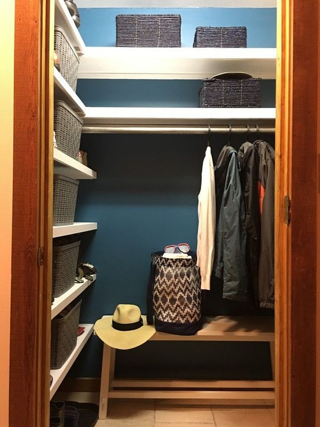 Smart Linen Closet Organization Makeover Ideas To Try This Year 28
