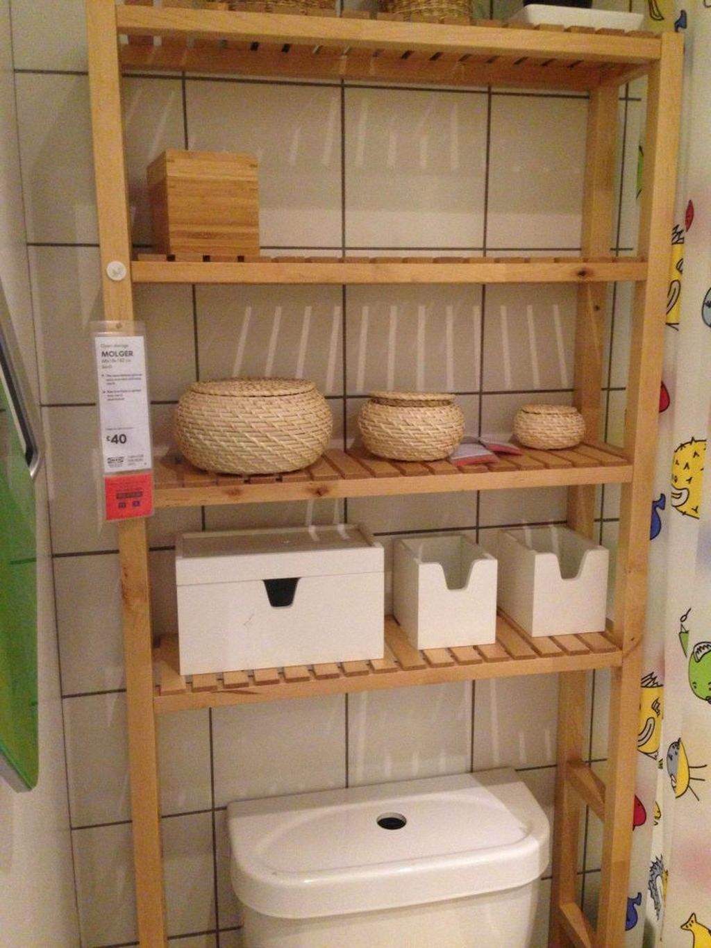 Spectacular Small Bathroom Organization Tips Ideas To Try Now 09
