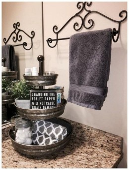 Spectacular Small Bathroom Organization Tips Ideas To Try Now 23
