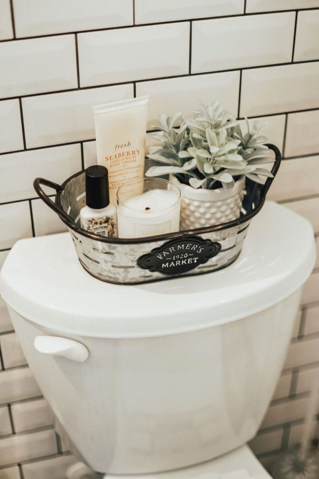 Spectacular Small Bathroom Organization Tips Ideas To Try Now 24