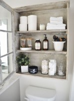 Spectacular Small Bathroom Organization Tips Ideas To Try Now 35
