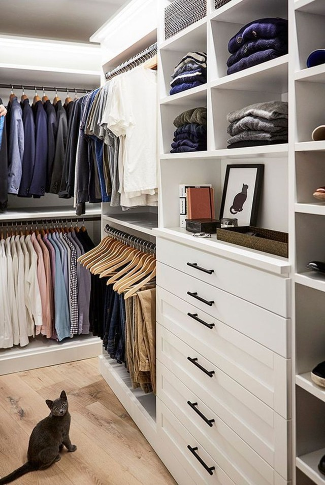 Splendid Wardrobe Design Ideas That You Can Try Current 32