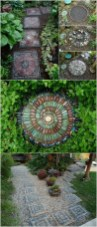 Stylish Diy Painted Garden Decoration Ideas For A Colorful Yard 11