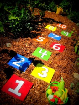 Stylish Diy Painted Garden Decoration Ideas For A Colorful Yard 30