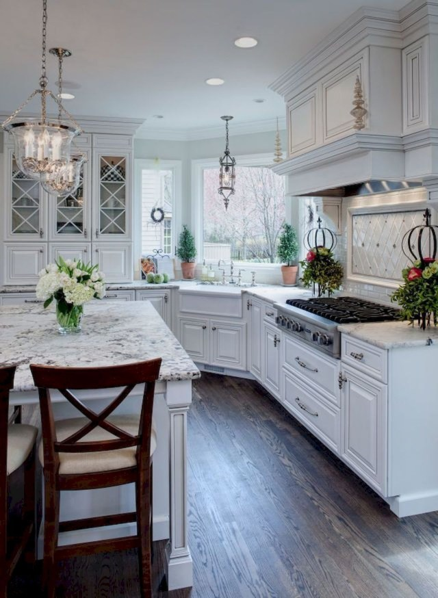 Superb Kitchen Design Ideas That You Can Try 38