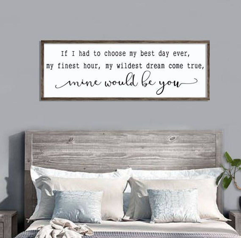 Vintage Farmhouse Bedroom Decor Ideas On A Budget To Try 35