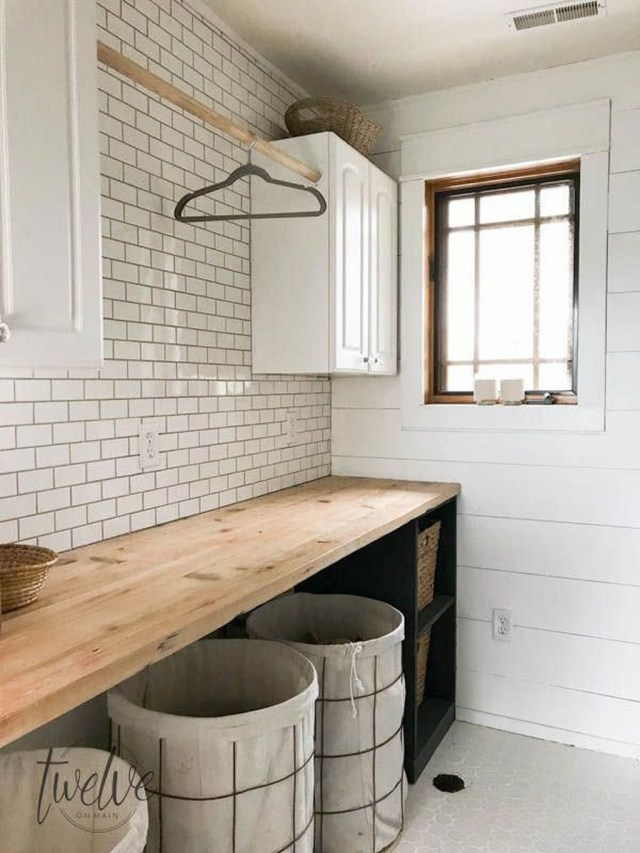Best Laundry Room Design Ideas To Try This Season 25