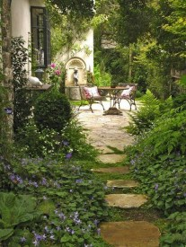 Captivating French Country Patio Ideas That Make Your Flat Look Great 11