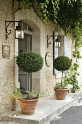 Captivating French Country Patio Ideas That Make Your Flat Look Great 17