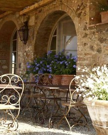 Captivating French Country Patio Ideas That Make Your Flat Look Great 35