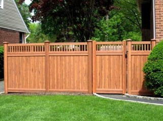 Charming Privacy Fence Design Ideas For You 08