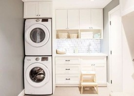 Elegant Laundry Room Design Ideas To Copy Today 05