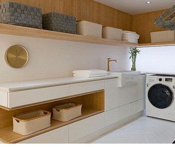 Elegant Laundry Room Design Ideas To Copy Today 24