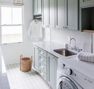 Elegant Laundry Room Design Ideas To Copy Today 31