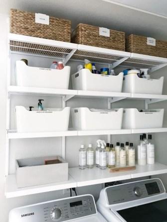 Elegant Laundry Room Design Ideas To Copy Today 37