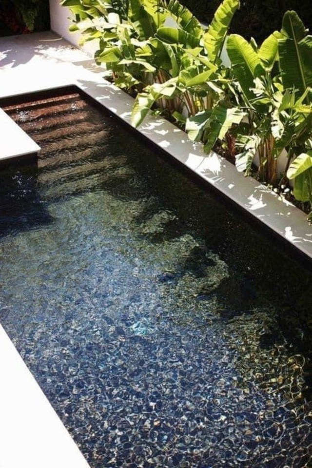 Excellent Small Swimming Pools Ideas For Small Backyards 42