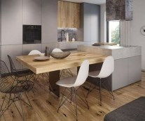 Fantastic Kitchen Table Design Ideas That Will Make Your Home Looks Cool 06