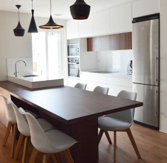 Fantastic Kitchen Table Design Ideas That Will Make Your Home Looks Cool 20