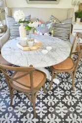 Fantastic Kitchen Table Design Ideas That Will Make Your Home Looks Cool 32