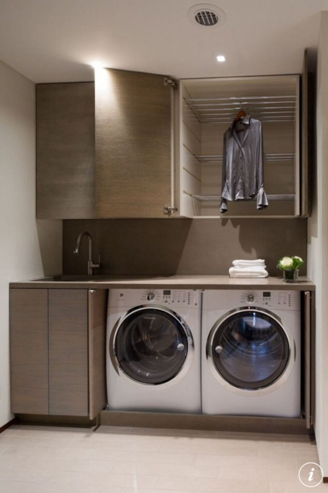 Favored Laundry Room Organization Ideas To Try 30