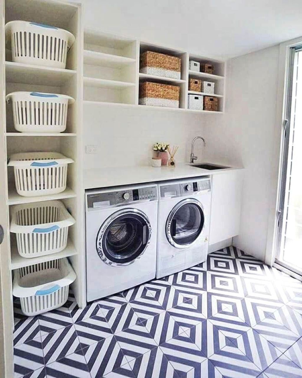 Favored Laundry Room Organization Ideas To Try 33