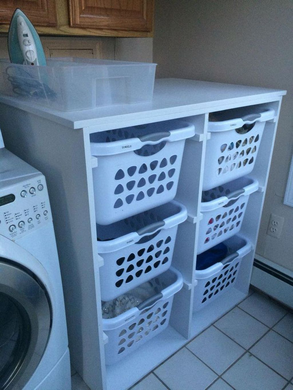 Favored Laundry Room Organization Ideas To Try 35