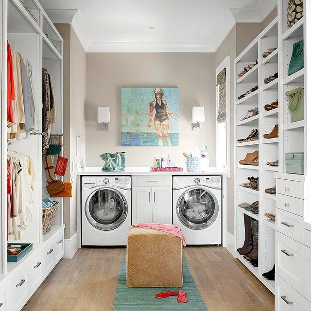 Favored Laundry Room Organization Ideas To Try 38
