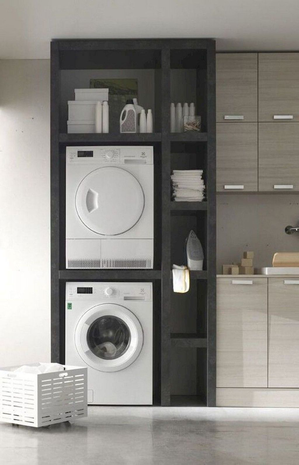 Favored Laundry Room Organization Ideas To Try 44