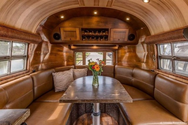 Impressive Airstream Interior Design Ideas To Try 11