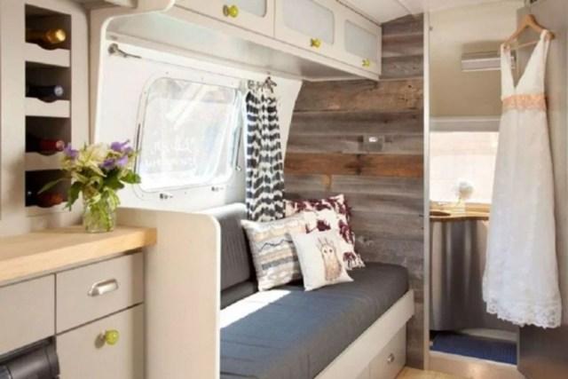 Impressive Airstream Interior Design Ideas To Try 18