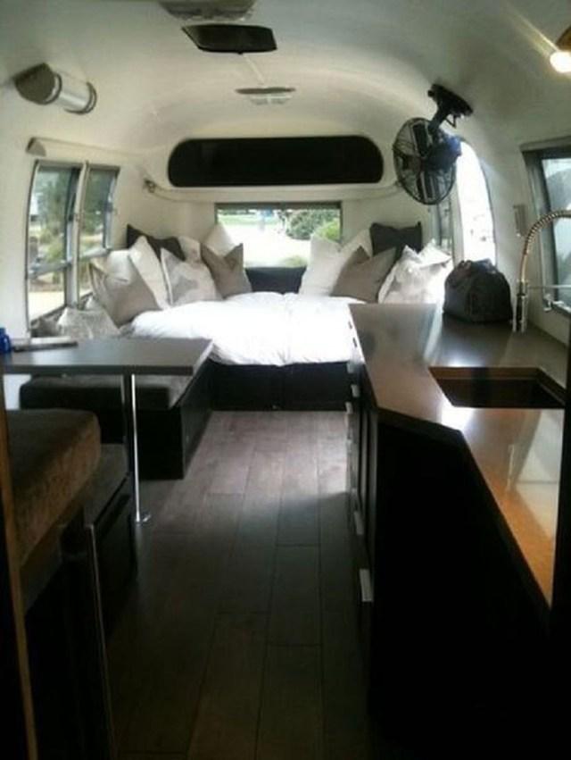 Impressive Airstream Interior Design Ideas To Try 20
