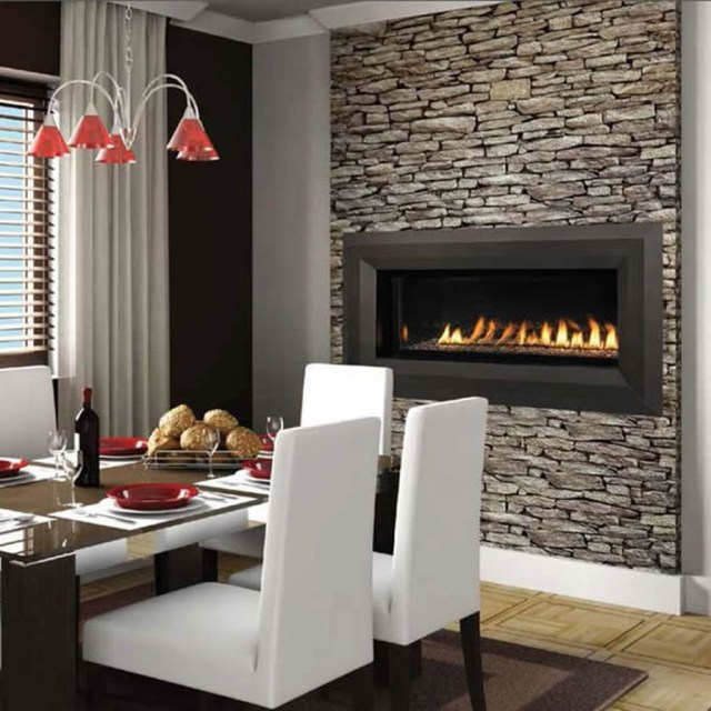 Luxury Clad Cover Fireplace Ideas To Try 18