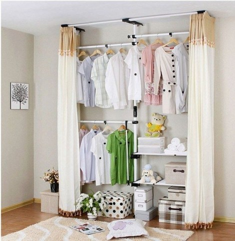 Outstanding Diy Wardrobe Ideas To Inspire And Copy 25